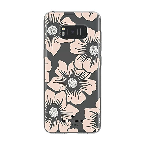 kate-spade-new-york-protective-hardshell-case-for-samsung-galaxy-s8-hollyhock-floral-clear-blush-wit