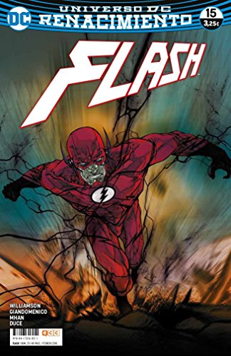 Flash núm. 29/ 15 (Renacimiento) (Flash (Nuevo Universo DC)) por Joshua Williamson