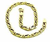 Pegaso Gioielli–Armband gold gelb 18kt Rebhuhn–Herren cm 20,5