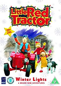 Little Red Tractor Winter Lights Dvd Amazon Co Uk