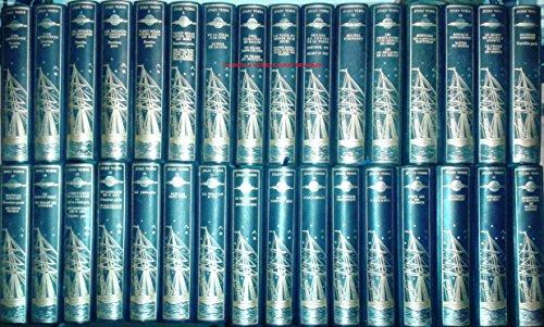 les Voyages extraordinaires, (32 volumes), complet