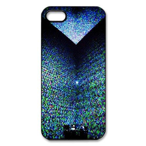 fayruz- personnalisée Imaginary Foundation Coque de protection rigide en caoutchouc avec revêtement en silicone téléphone portable Coque pour iPhone 5S/iPhone 5b-i5W712