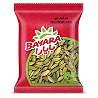‏‪Bayara Cardamon Large - 100 gm‬‏