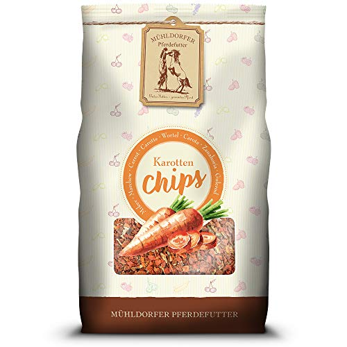 Comedero Mühldorfer Chips Deporte Ocio sin cereales