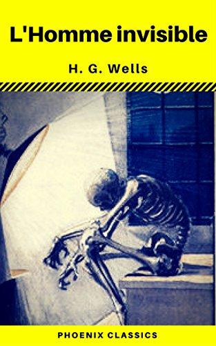 Couverture du livre L'Homme invisible (Phoenix Classics)