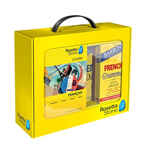 Rosetta Stone French Complete Course Bundle [import anglais]