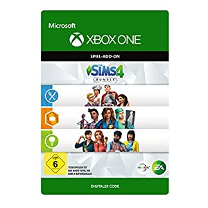Die Sims 4 Bundle DLC | Xbox One – Download Code