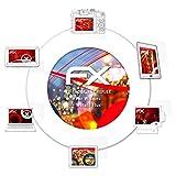 atFoliX Anti-casse Protecteur d'écran pour Wismec Wotofo Flux Anti-choc Film Protecteur - Set de 2 FX-Shock-Antireflex amortisseur anti-éblouissement Film Protection d'écran