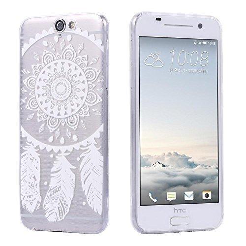 ECENCE Handyhülle Schutzhülle Case Cover kompatibel für HTC One A9 24020107