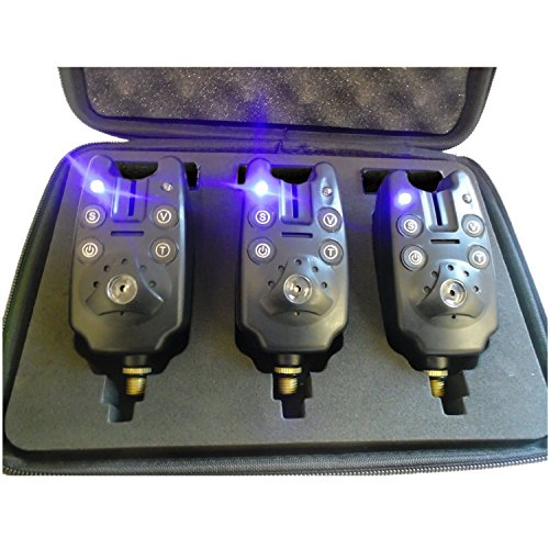 3pcs-per-Set-Sound-and-Light-Fishing-Bite-Alarms-with-1-Output-Speaker-and-2-LED-Latching-Indicator-Adjustable-Function-3-modes-of-Sensitivity-4-modes-of-Tone-and-5-modes-of-Volume-by-Discoball