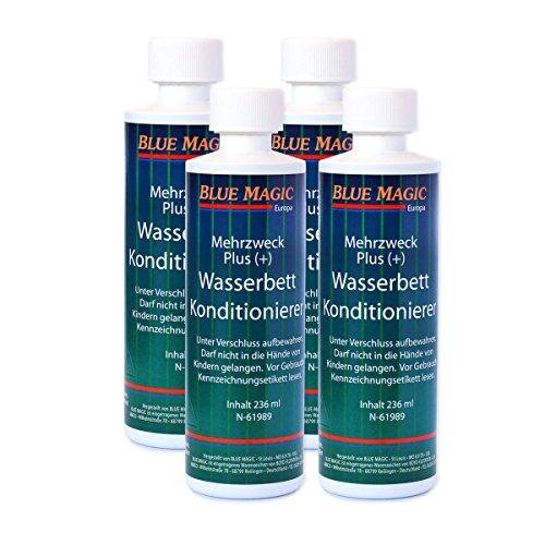 Blue Magic Wasserbett Konditionierer 4x236ml