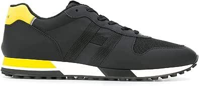 Hogan Luxury Fashion Uomo HXM3830AN51LJ8691P Nero Pelle Sneakers | Autunno-Inverno 19