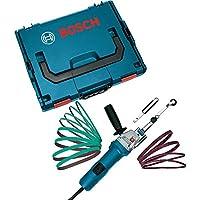 Bosch Elektrofeile GEF 7 E mit ZB und L-Boxx, 06018A8001