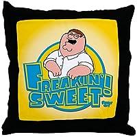 CafePress–Family Guy Freakin \'Sweet–Manta Almohada, decorativo Accent almohada