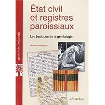 Basiques Etat Civil et Registres Paroissiaux (les)