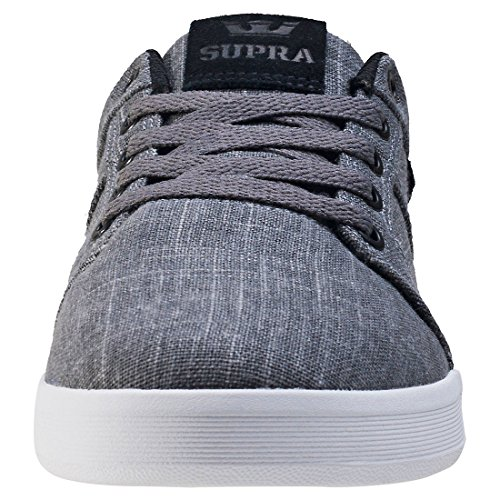 Supra - Ineto, Chaussons Homme Blanc Gris