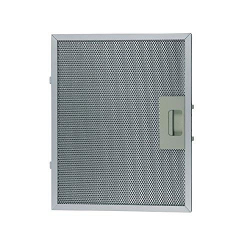 Metallgitterfilter Fettfilter rechteckig Metall 288x228mm Dunstabzugshaube OriginalRespekta MIZ 2210 mit einseitiger Entriegelung für Hauben CH22010 CH22020