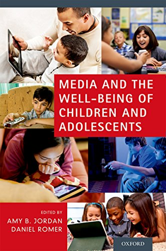 Media And The Well-being Of Children And Adolescents por Amy B. Jordan epub
