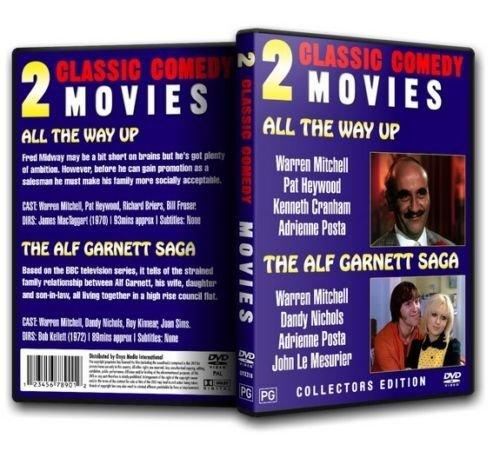 All The Way UP The Alf Garnett Saga (Warren Mitchell, John Le Mesurier, Richard Briers)