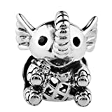 Charms Bead da Donna Argento Sterling 925 (santa vergine) - CHANGEABLE