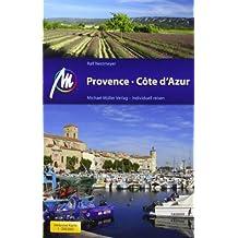 Provence und Côte d'Azur: Reisehandbuch mit vielen praktischen Tipps.