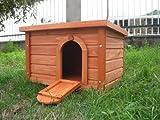 BUNNY BUSINESS Rabbit/ Guinea Pig Deluxe Hide House/ Run Hutch, 60 × 40 × 40 cm
