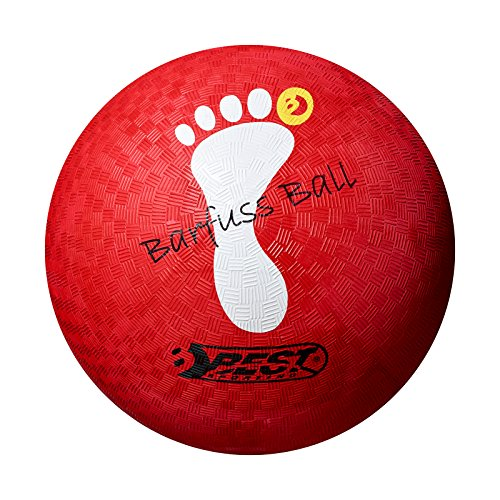 Best Sport Barfuß-ball Barfuß-Ball, rot, 5, 2307242