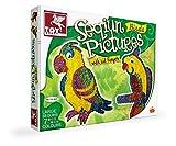 Toykraft 39592 Sequin Pictures - Birds, ...