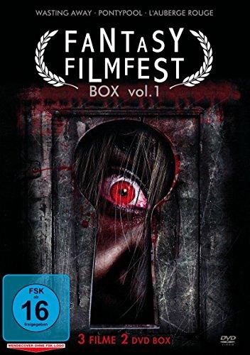 Bild von Phantastische Film Box - Vol. 1 [2 DVDs]