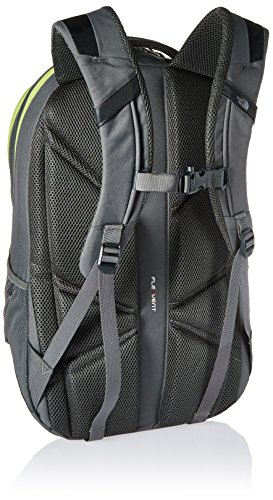 The North Face Jester - Mochila unisex, color gris, talla única