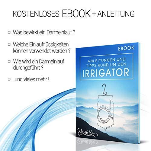 Set Di Irrigazione Di 2 L Per Il Lavaggio Intestinale Con