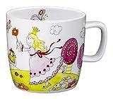 WMF Kindergeschirr Tasse PRINZESSIN ANNELI Kindertasse Porzellan spülmaschinengeeignet farb- und lebensmittelecht