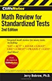 CliffsNotes Math Review for Standardized Tests (CliffsTestPrep)