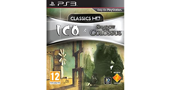 Ico & Shadow of the Colossus Collection (PS3): Amazon co uk: PC