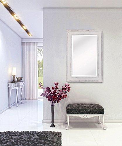 Specchio in stile Shabby Chic - Legno Massello - Vintage - Fatto a ...