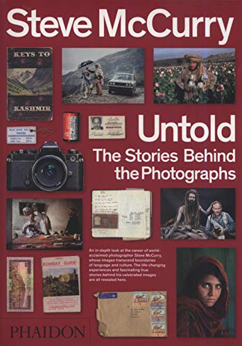 UNTOLD The Stories Behind the Photographs editado por Phaidon