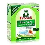 Frosch Aloe Vera Sensitiv-Waschpulver 1,35 kg (1er Pack)