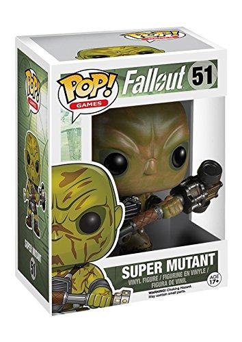 Import Europe - Figura Pop! Fallout Super Mutant
