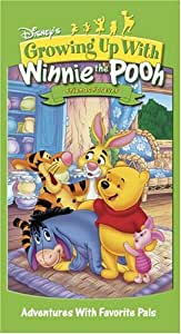 Growing Up With Winnie the Pooh 2: Friends Forever [VHS] [Import USA]