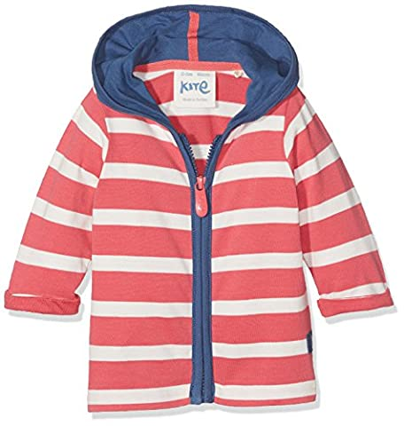 Kite Baby Boys' Charmouth Hoodie, Red, 6-12