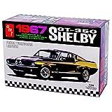 alles-meine.de GmbH Ford Shelby Mustang GT350 1967 Schwarz Basis für Eleanor Nur Noch 60 Sekunden Schwarz Kit Bausatz 1/25 1/24 Amt Modell Auto Modell Auto