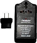 Terminator AC to AC Dual Voltage converter - TACC 80M