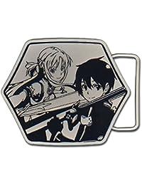 Sword Art Online Kirito & Asuna Belt Buckle