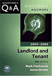 Q&A: Landlord and Tenant 2005 and 2006