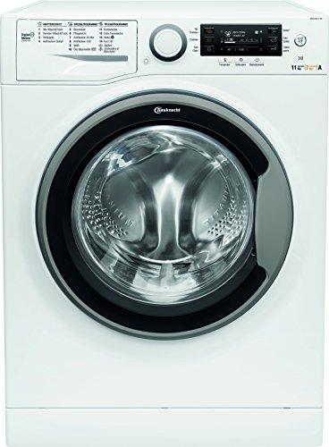 Bauknecht WATK Sense 117D6 EU Waschtrockner / EEK A / 11kg Waschen / 7kg Trocknen / 1600 UpM / Nachlegefunktion / Mengenautomatik / Mehrfachwasserschutz+ / SteamCare Knitterschutzprogramme