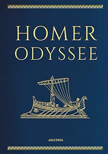 Odyssee (Cabra-Ledereinband)