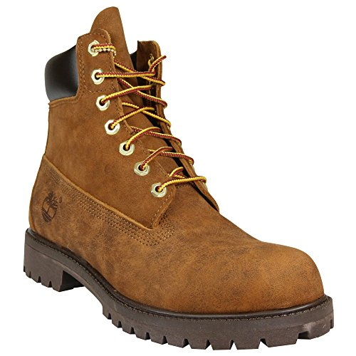 TIMBERLAND 6 Premium Boot A19TC Homme Bottes Brun Hommes