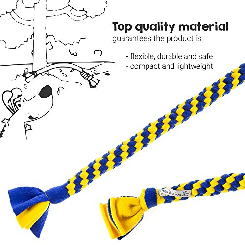Best-Tug-Toys-Top-Quality-Fleece-Handmade-Rope-Toy-Flexible-Durable-Easy-Clean-Made-in-the-EU-approximately-21-inch
