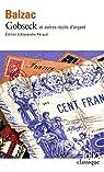 Gobseck et autres récits d'argent par Balzac