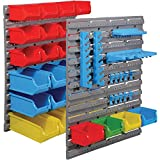 51DGVDbe8zL. SL160  - BEST BUY# Marko Storage Solutions Tool Organiser Bin Plastic Kit Storage Wall Unit Parts Bins Shelving Garage DIY (44PC Organiser Bin Set) Reviews